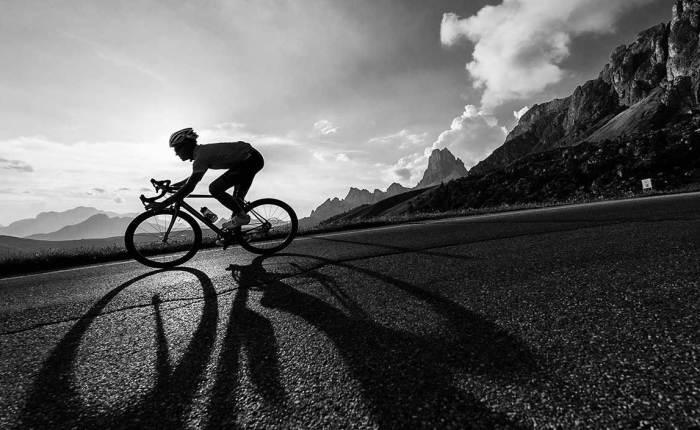 Llegó el últimociclista.